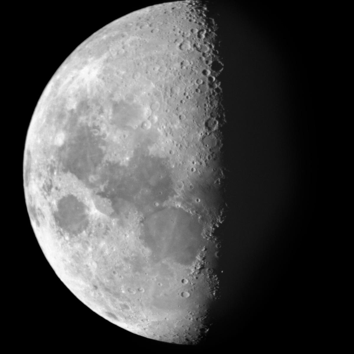 Photos of the Moon - 2016
