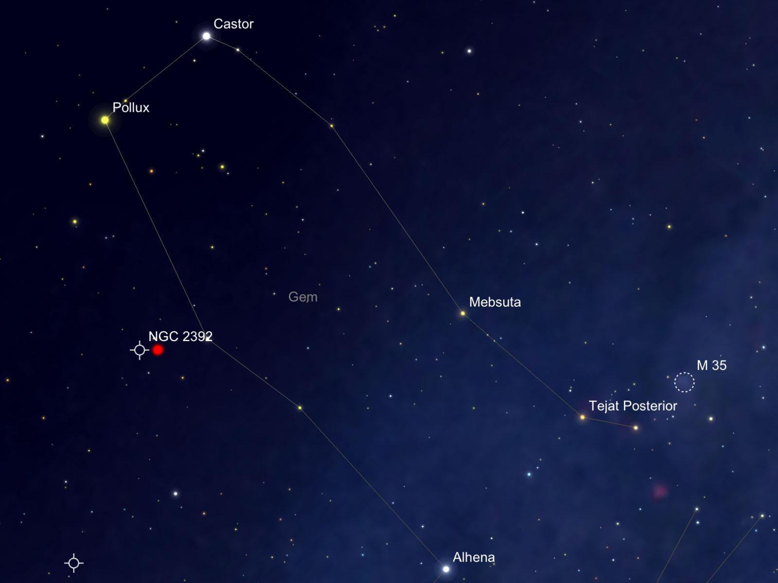 gemini nebula makrokosmos - photo #15