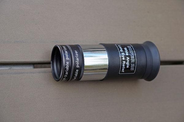 Teleskop zubehör
