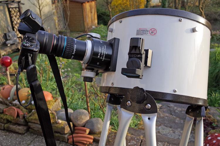 Ricoh gxr a12 am teleskop 2