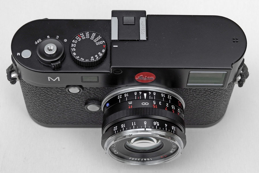 Leica M (Typ 240): Zeiss 35mm f/2 8