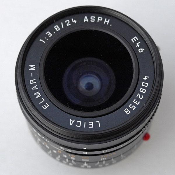 Leica M (Typ 240): Leica Leica Elmar-M 24mm f/3 8 ASPH