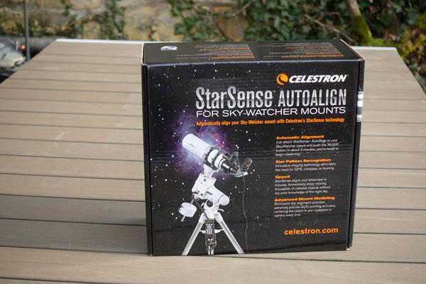 Celestron StarSense AutoAlign Modul für Skywatcher